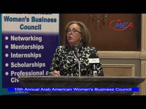 10th Annual Arab American Women's Business Council Breakfast