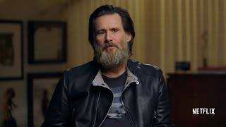 Netflix lanza el tráiler sobre el documental de Jim Carrey