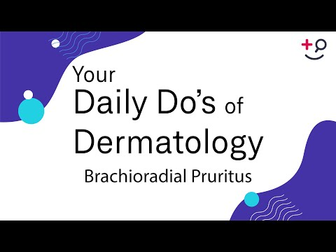 Brachioradial Pruritus - American Osteopathic College of