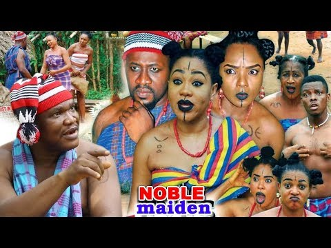 Download Nobel Maiden 5&6- Chioma Chukwuka 2018 Latest Nigerian Nollywood Movie ll African Epic Movie Full HD