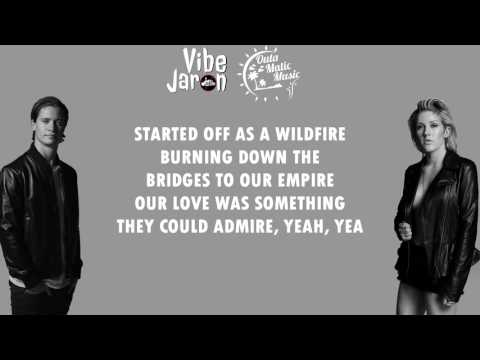 Kygo & Ellie Goulding  First Time Lyrics OutaMatic Remix