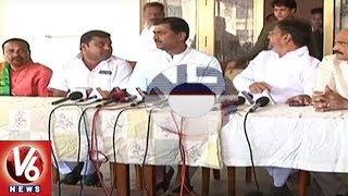 BJP Leader Muralidhar Rao Criticizes Congress Party | Karimnagar | V6 News