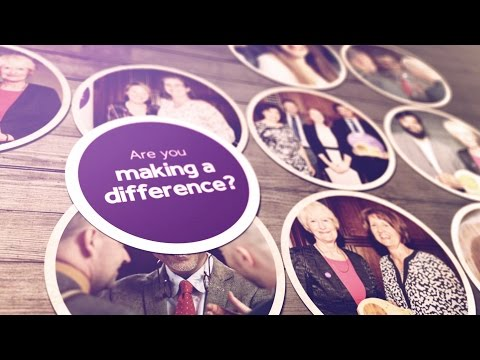 Are you making a difference? | UoM Make a Difference Awards 2017