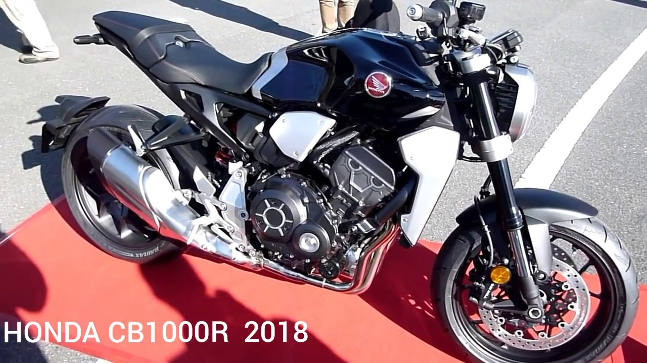honda cb1000r 2018 exhaust sound youtube. Black Bedroom Furniture Sets. Home Design Ideas