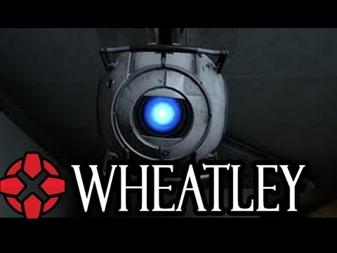 Portal 2: Behind Wheatley