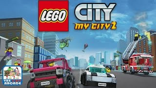 Lego City: My City 2 - Build Cool Vehicles To Complete Daring Missions (iOS/iPad Gameplay)