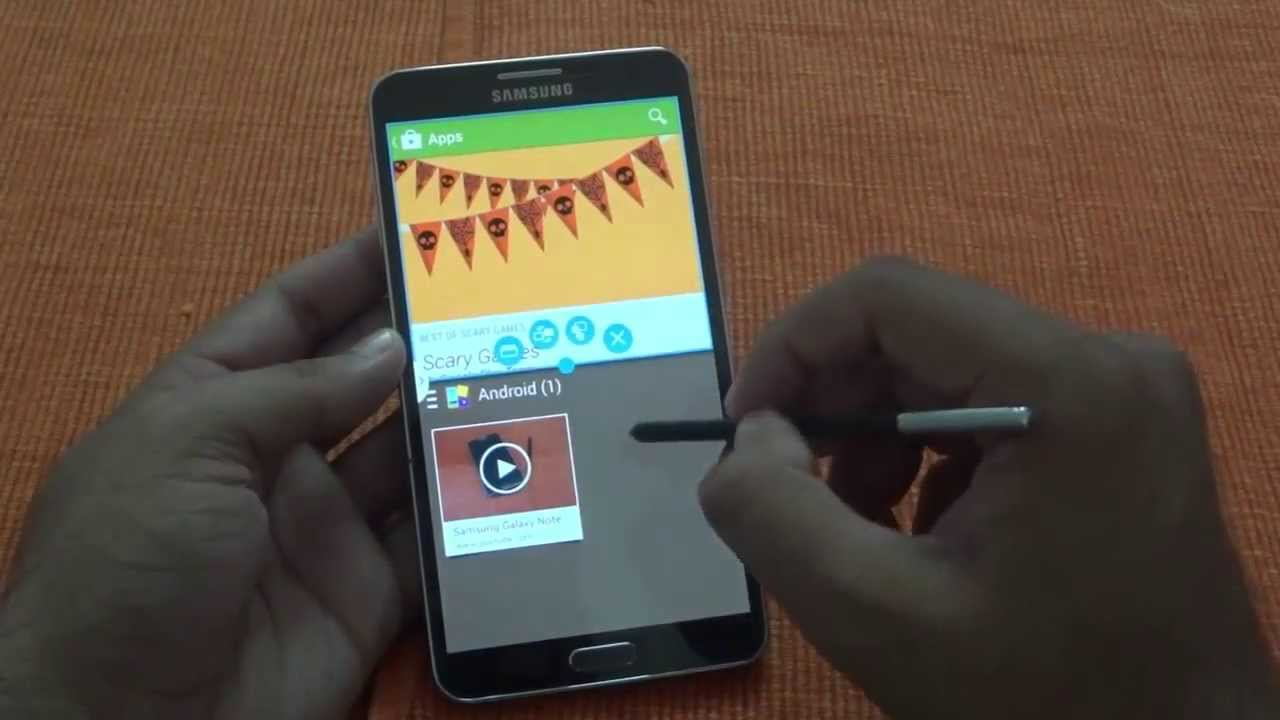 How to use scrapbook on galaxy note 3 - How To Use Multi Window On Samsung Galaxy Note 3