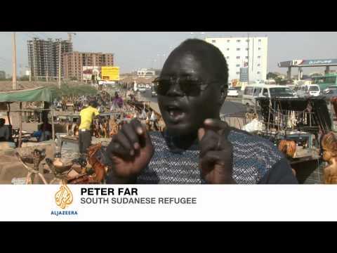 S Sudan's refugees prefer life in Khartoum