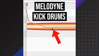 How To Tune Kicks In Melodyne