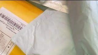 Распаковка посылок с AliExpress/ тестирование /втирки /ромбы/стразы.