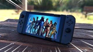 ¿Es Posible Jugar a FORTNITE para Nintendo SWITCH Fuera De Casa?