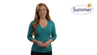Конверты Summer Infant SwaddleMe - инструкция по пеленанию (RU)
