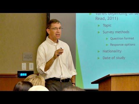 Brian Bornstein on juror perceptions of identification witnesses