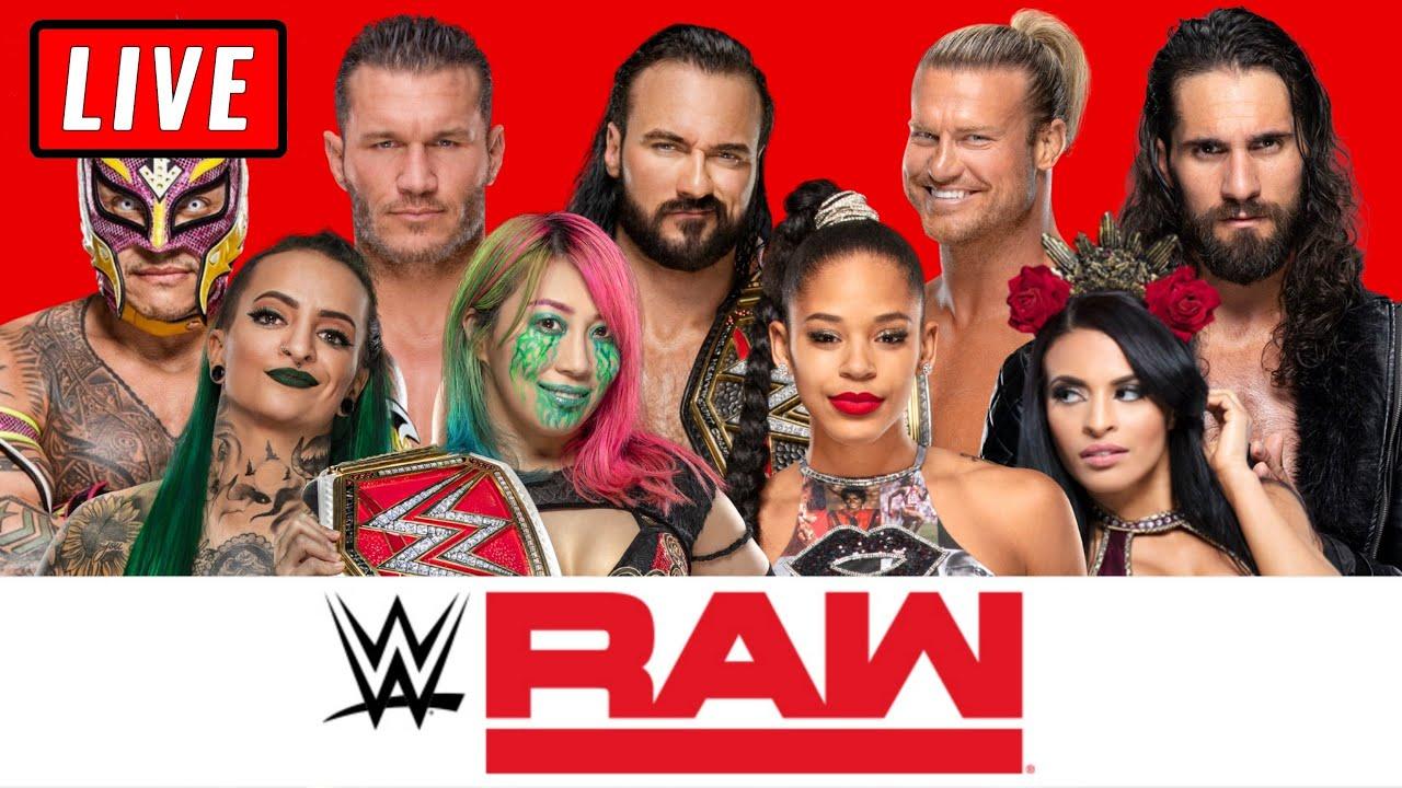 Wwe Raw Stream