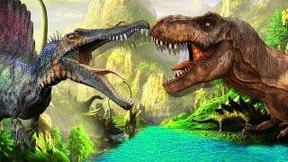 Dinosaur Park  Dino Baby Born for PC   Educational Games for Children & Babies   YouTube