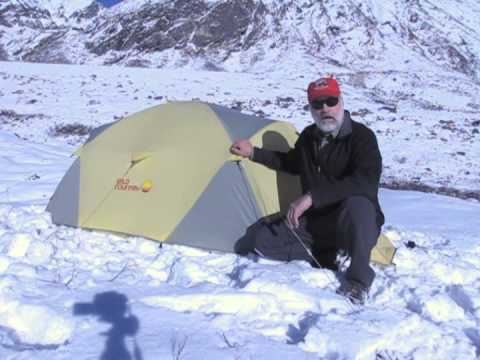 Alaska Outdoor University: Mountaineering Tents