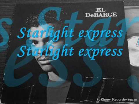 starligt express  by  el debarge