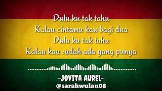 Gambar cover Jovita Aurel - lelah kumengalah (reggae version)