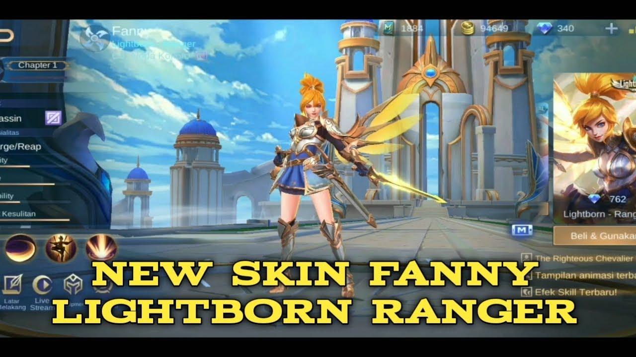 NEW SKIN FANNY LIGHTBORN RANGER | Oℓεε ιωηℓ  | TOP GLOBAL 2