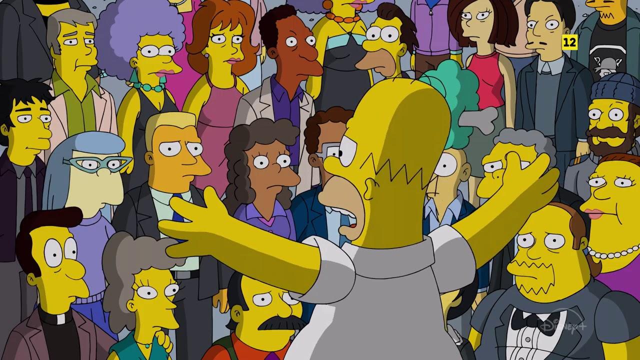 Los Simpson | Estreno temporada 31 | Disney+