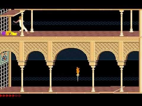 Prince of Persia 1 - Original (Jordan Mechner,1990) - Level 10