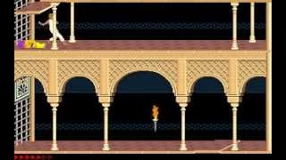 Prince of Persia 1 - Original (Jordan Mechner,1990) - Level 10