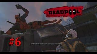 Deadpool - Fırlayan Çizme #6 [Türkçe Altyazı]