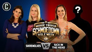 TITLE MATCH! Shirewolves VS Sick in the Head - Movie Trivia Schmoedown