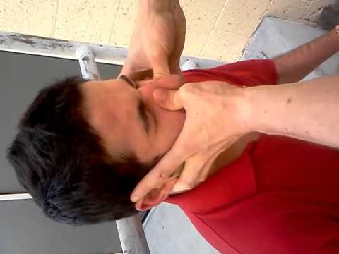 breaking broken nose take 1