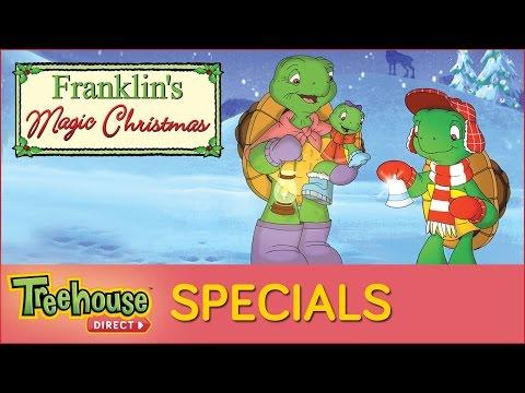 Franklin's Magic Christmas Special