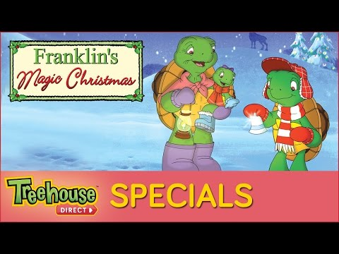 Franklin's Magic Christmas Special