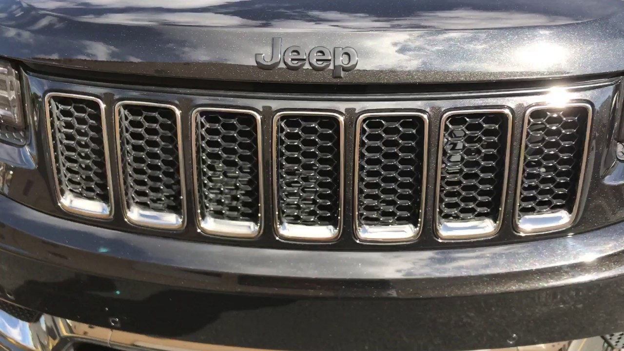 jeep grand cherokee batteria