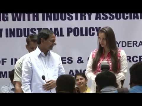 Sania Mirza, Telangana Brand Ambassador, Gets Rs 1 Cr Cheque