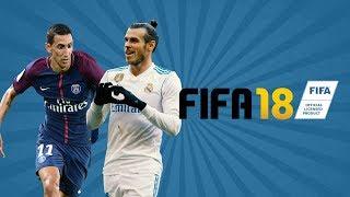 FIFA 18 - Paris Saint-Germain vs. Real Madrid (Match retour)