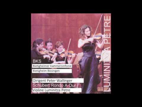 Luminitza Petre - Violine
