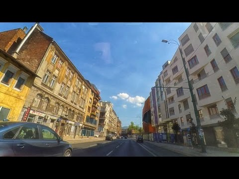 Driving through Sarajevo [Hip Hop & Rap music]