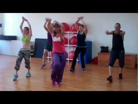Dance Fitness...Mal Negocio (Ya No) By Angel Y Khriz & Victor Manuelle