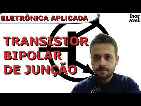 TRANSISTOR BIPOLAR DE JUNÇÃO | Eletrônica Aplicada #06