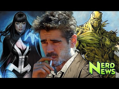 Justice League Dark  Movie Rumors - Our Fan Casting!