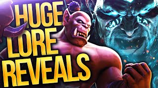 Ner'zhul RETURNS! Garrosh Confirmed! The Jailer's Role In Warcraft 3, Light Yrel Threat + MORE