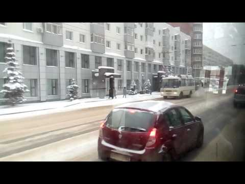 Улица Цюрупы в Уфе
