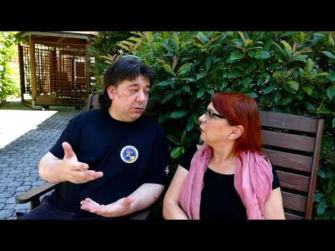 Syusy Blady intervista Alessandro De Montis
