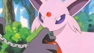 Espeon and Umbreon - Blow