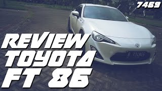 REVIEW TOYOTA 86 INDONESIA