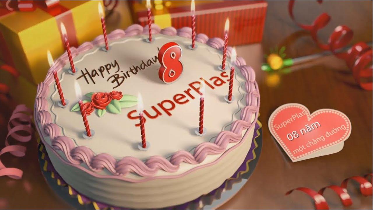 TVC mừng sinh nhật 8 năm thành lập công ty cổ phần nhựa Super Trường Phát