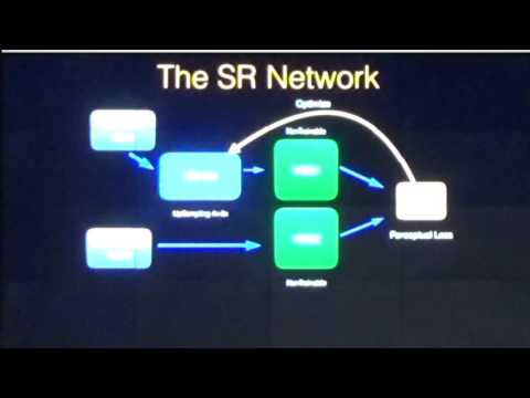 Generative Models - Super-Resolution - TensorFlow and Deep Learning Singapore