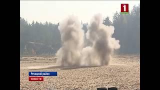 Настоящие бомбы и взрывы - гомельские следователи провели специальные учения