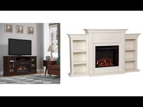 Reviews: Best Electric Fireplace TV Stand 2018