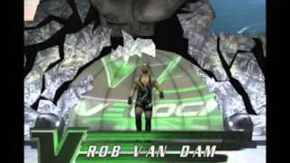 WWE Day of Reckoning 2, Entrances