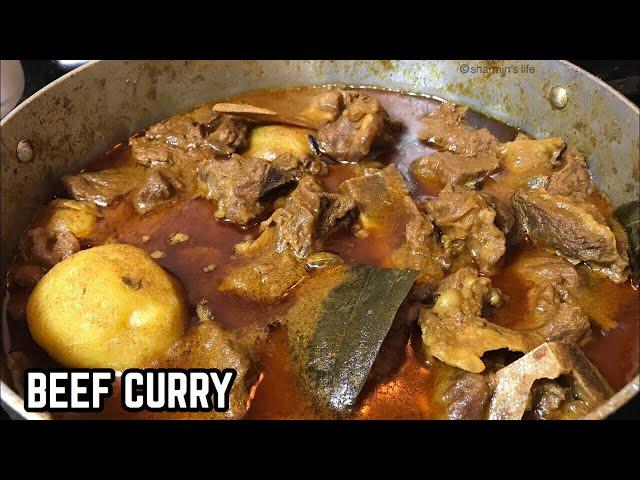 ??? ????? ???? ???? | Potato Beef Curry Bangladeshi | Gorur Mangsher jhol |Traditional